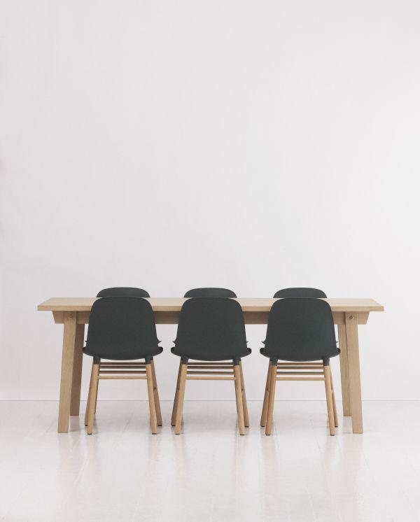 Normann Copenhagen Slice Linoleum tafel 160x84
