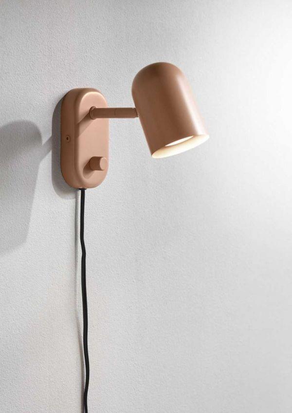 Northern Buddy wandlamp