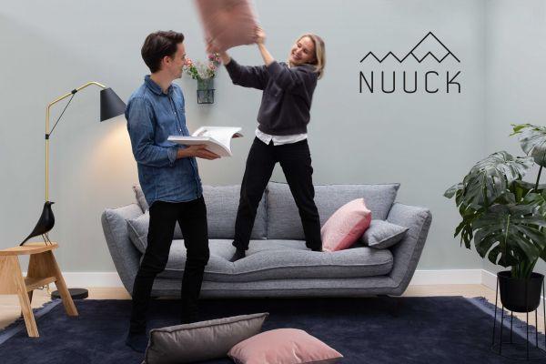 Nuuck Kvinde Sofa bank 3-zits