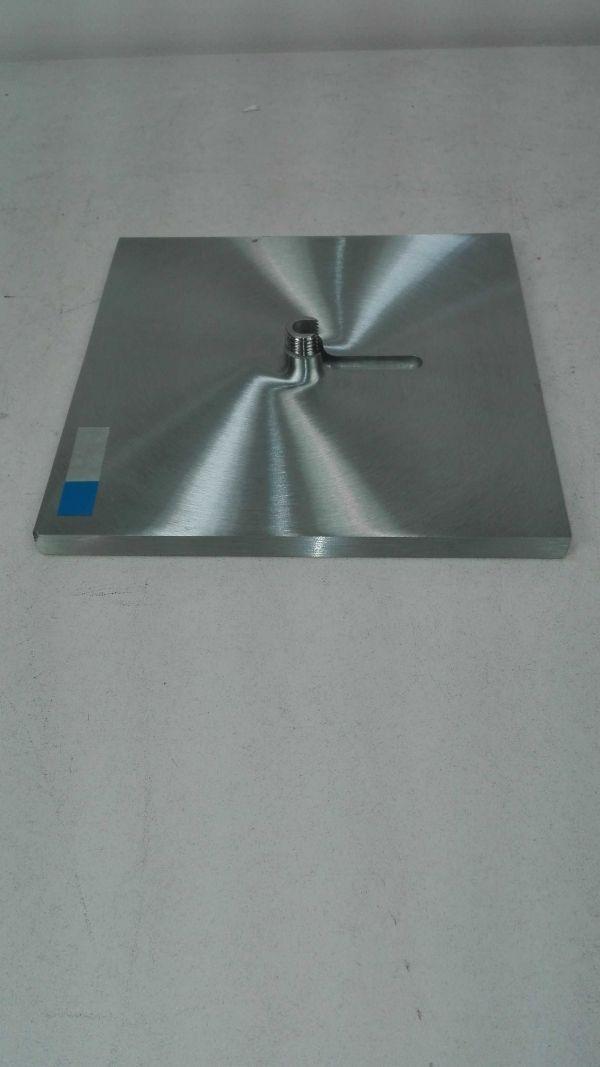 Luceplan Outlet - Costanza vloerlamp onderstel aluminium met aan-/uitschakelaar