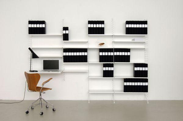 String Shelf plank 3-pack 78 x 20 cm