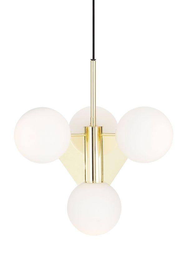Tom Dixon Plane Short Chandelier hanglamp