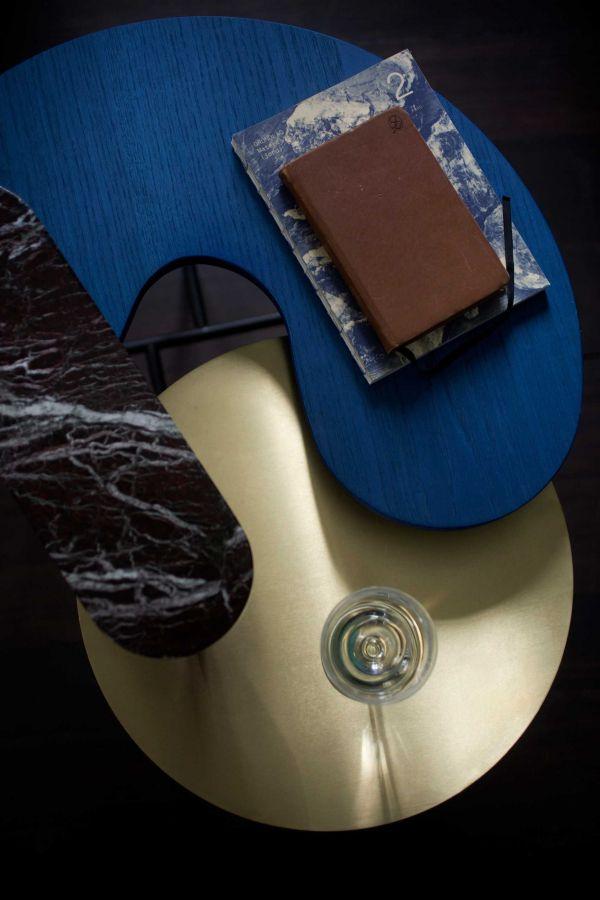 &tradition Palette JH8 bijzettafel