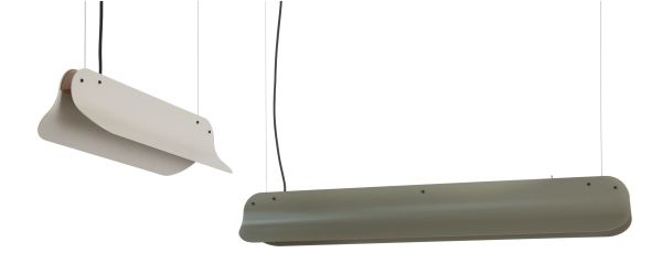 Vij5 Long Shade 800 hanglamp LED
