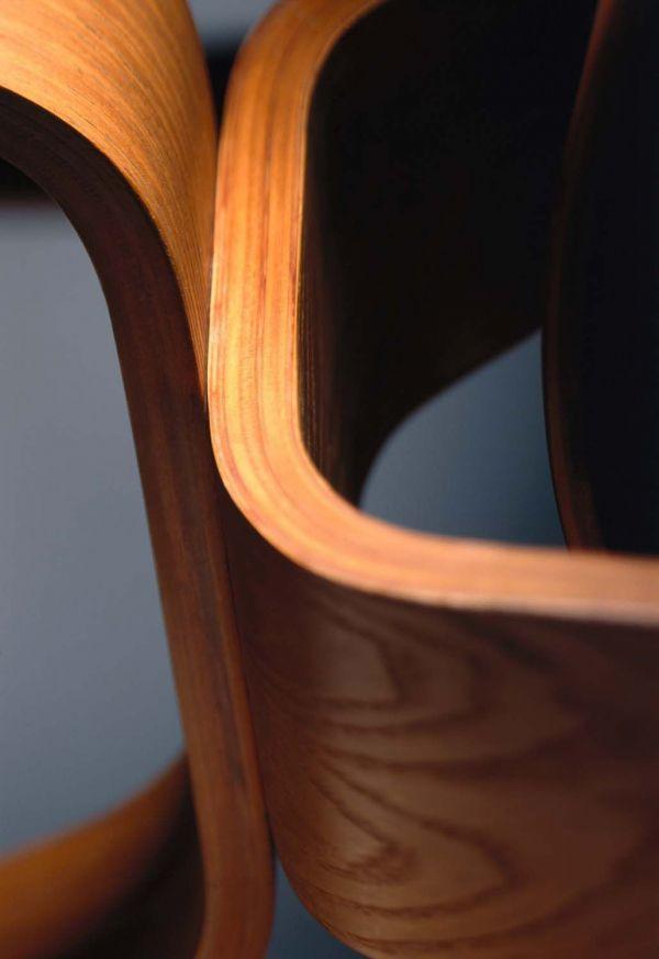 Vitra DCW stoel
