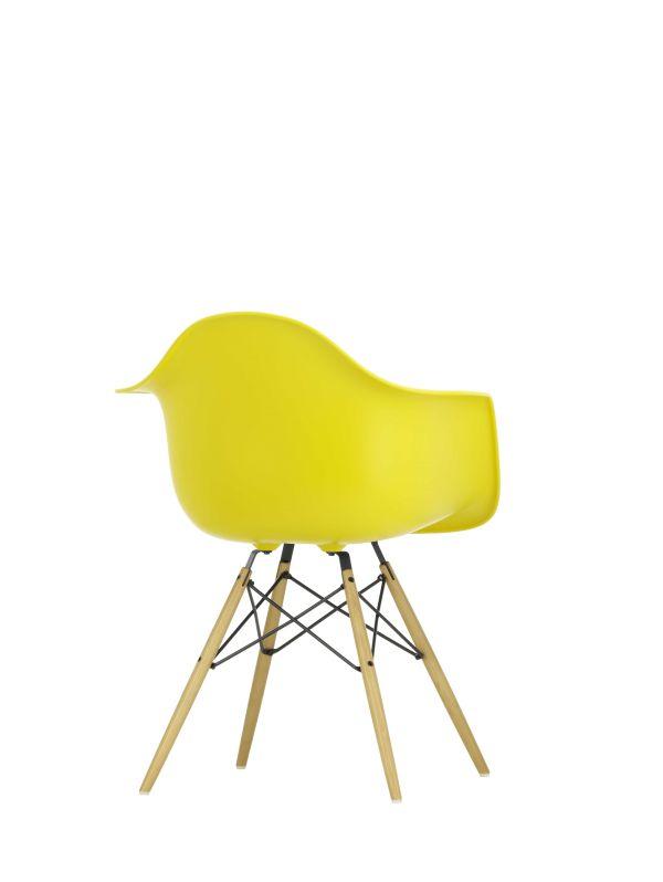 Vitra Eames DAW stoel met essen onderstel