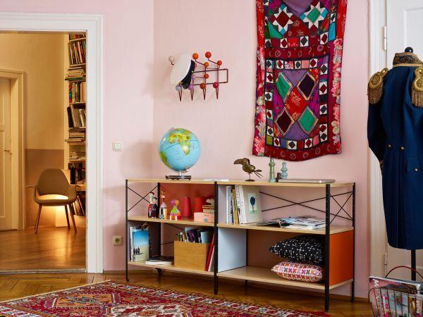Vitra Eames Storage Unit 3 HE boekenkast