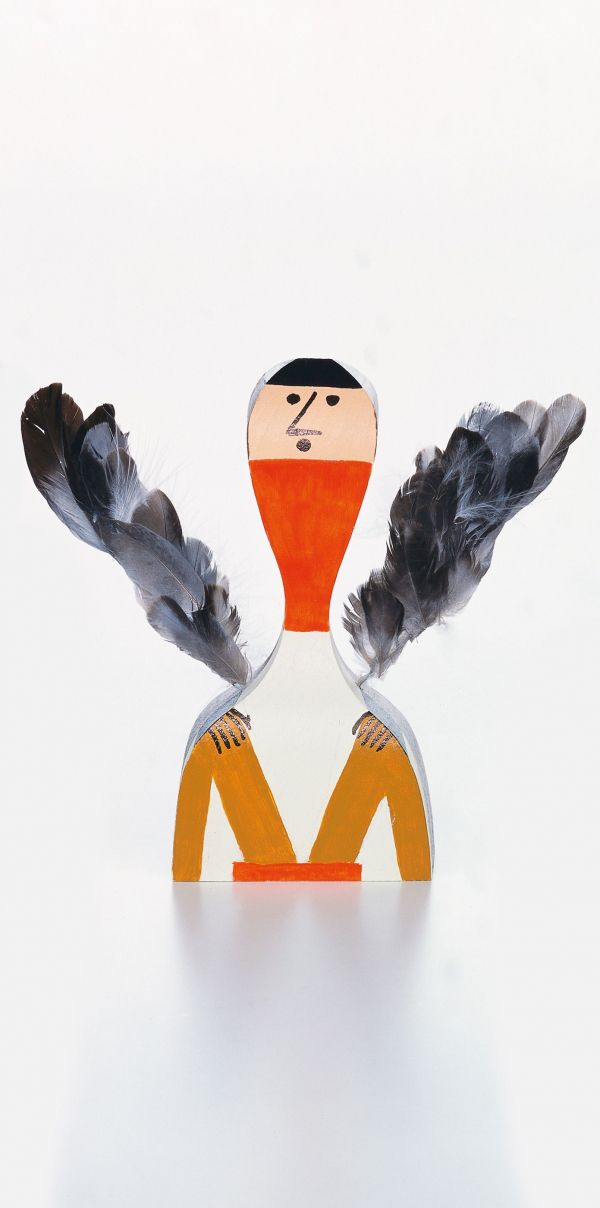 Vitra Wooden Dolls No. 10 kunst