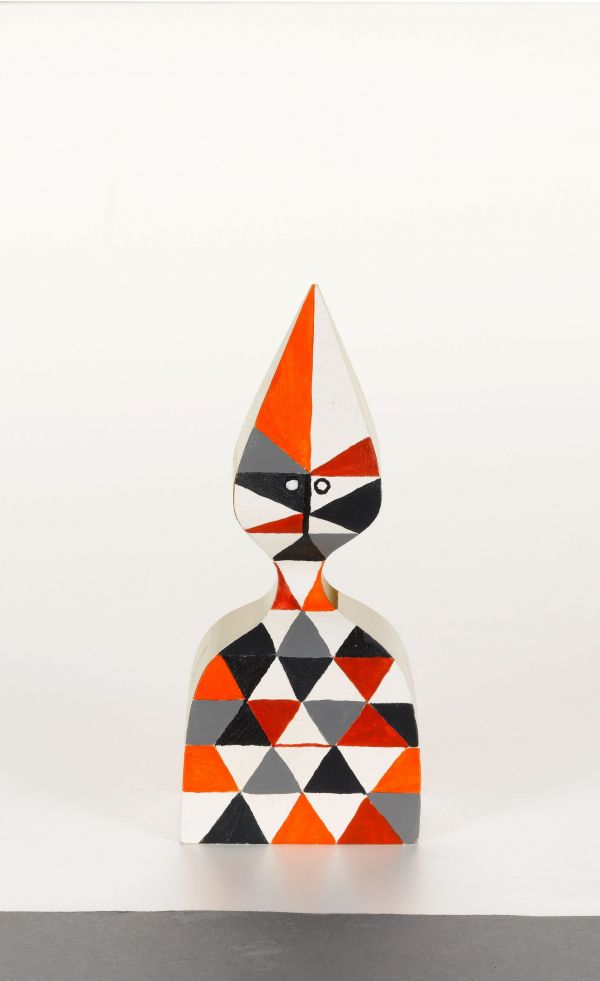 Vitra Wooden Dolls No. 12 kunst
