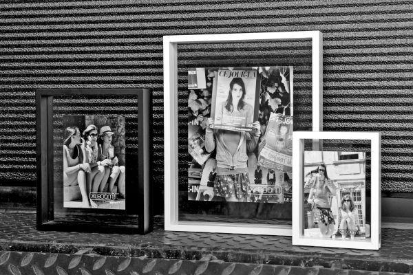XLBoom Square Floating Box fotolijst 32x32