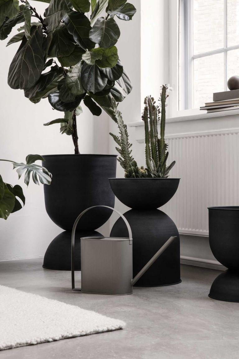 Ferm Living Hourglass plantenbak large