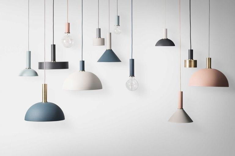 Ferm Living Socket hanglamp high