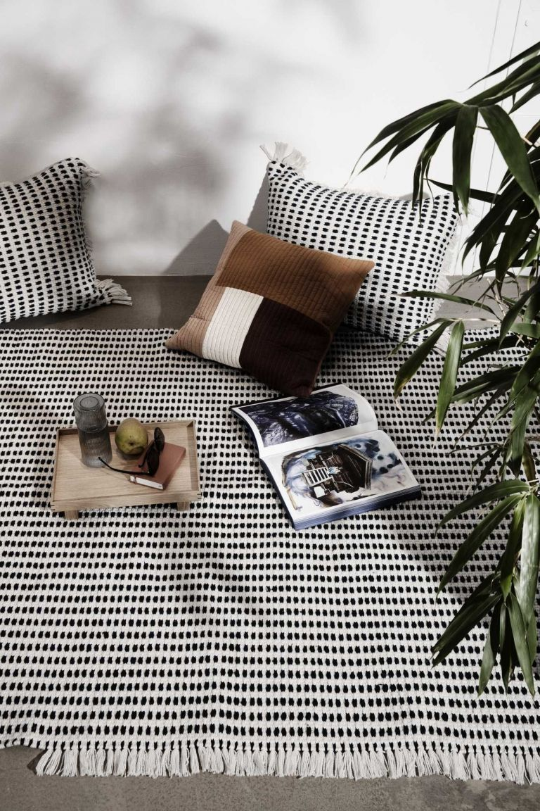 Ferm Living Way vloerkleed 140x200