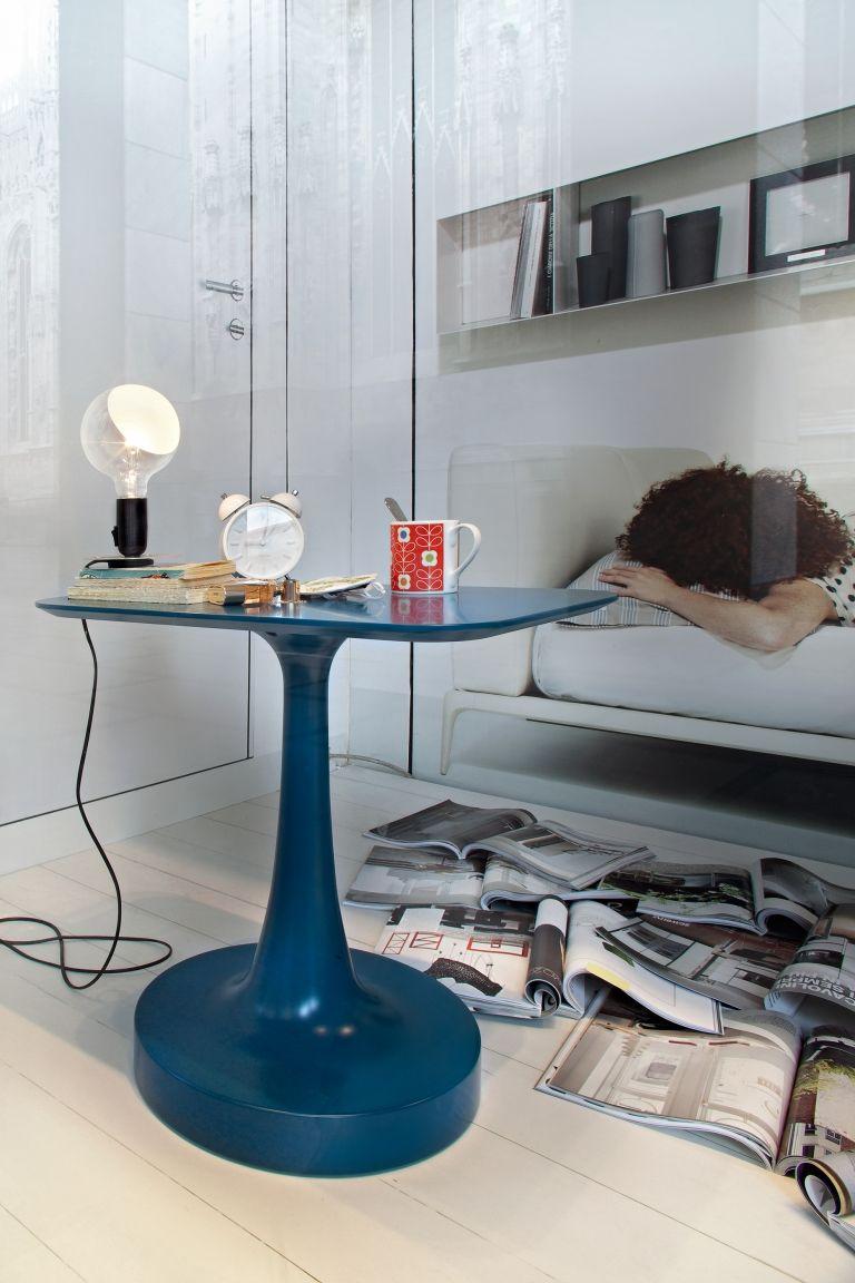Flos Outlet - Lampadina tafellamp LED zwart