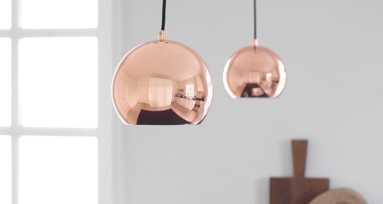 Frandsen Outlet - Ball Large hanglamp zwart