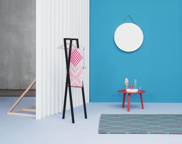 Hay Strap spiegel 50 cm
