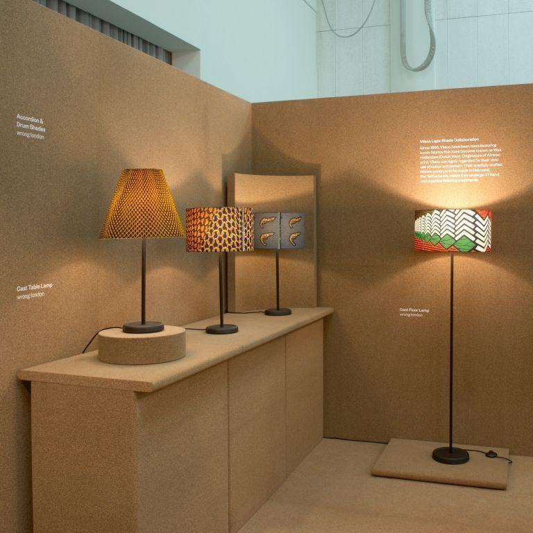 Hay Drum vloerlamp LED
