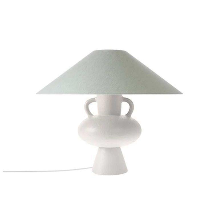 HKliving Stoneware tafellamp large