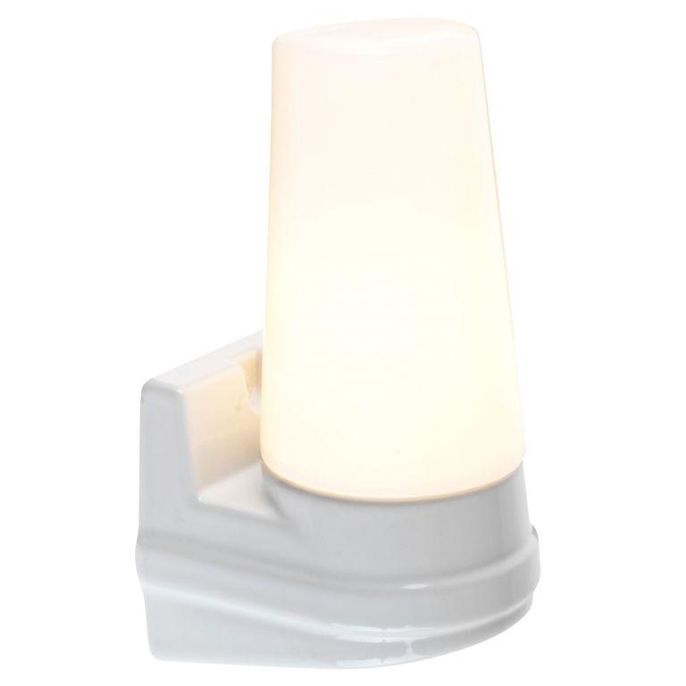 Ifö Electric Bernadotte wandlamp porselein IP44
