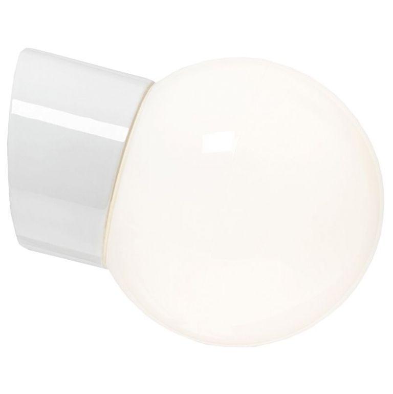 Ifö Electric Classic Globe wandlamp porselein 150 mm