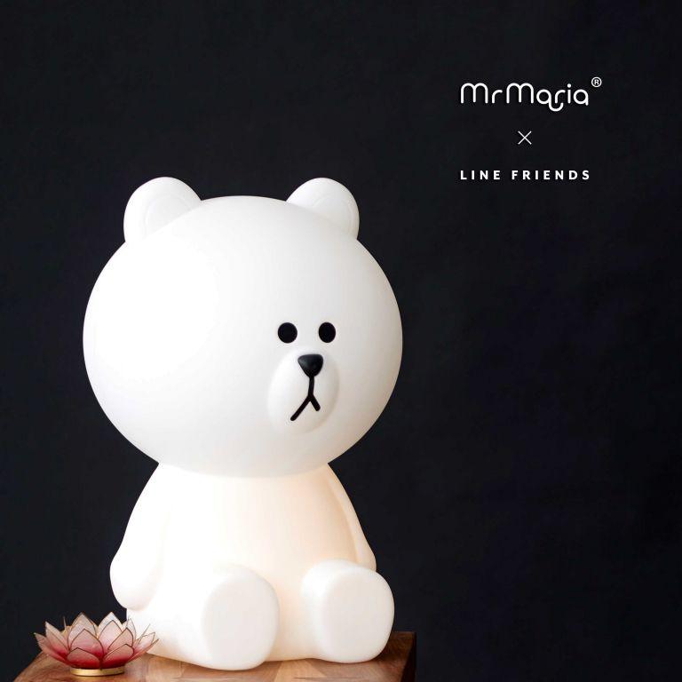 Mr Maria Outlet - Brown XL tafellamp