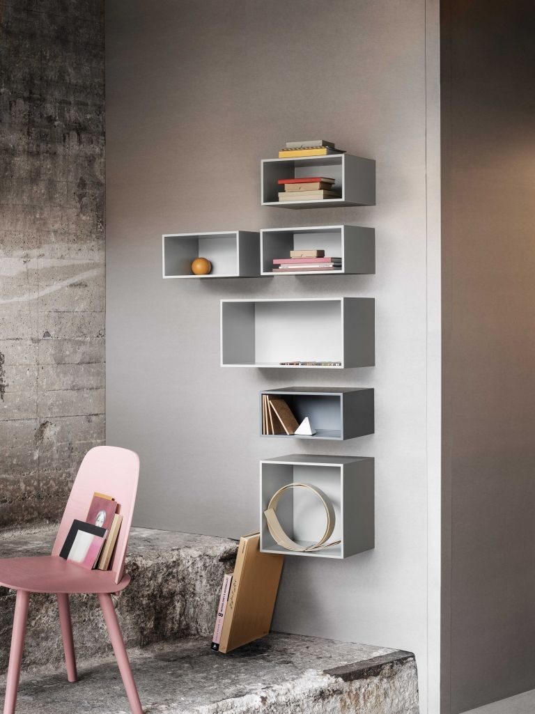 Muuto Mini Stacked 2.0 kast medium