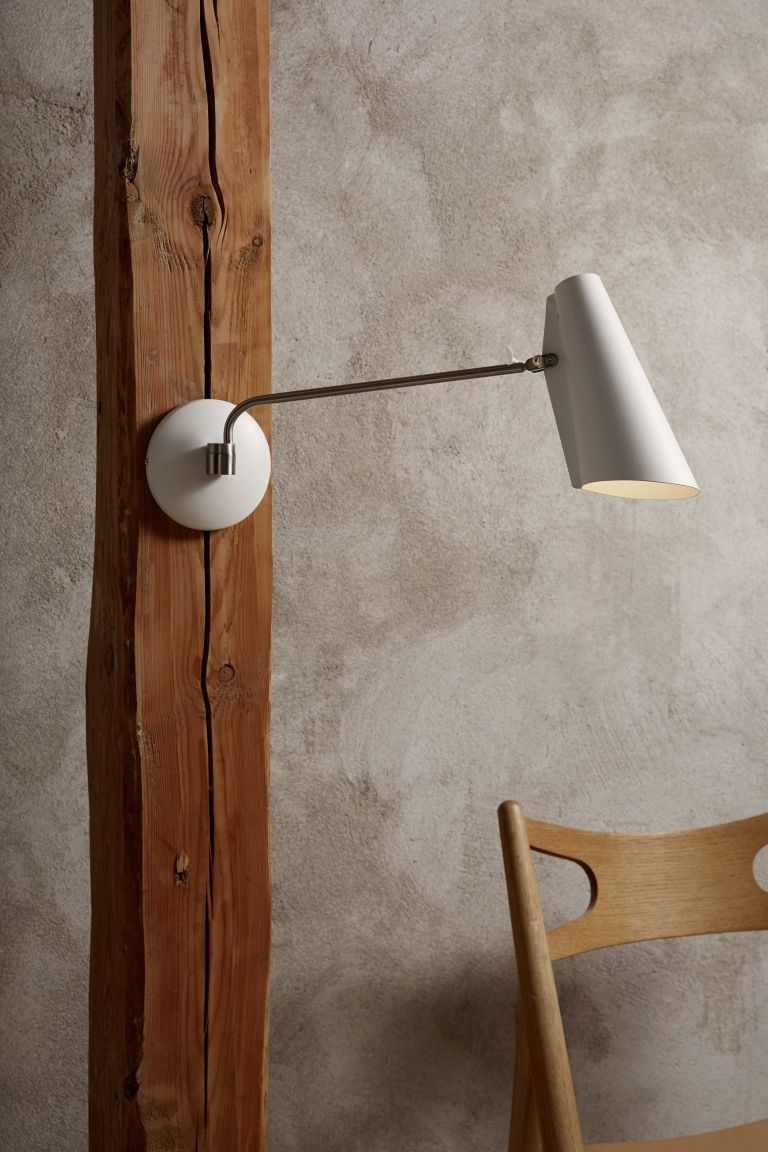 Northern Birdy long wandlamp
