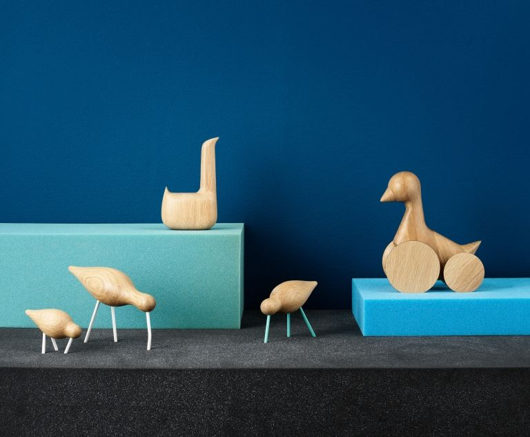 Normann Copenhagen Shorebird kunst small