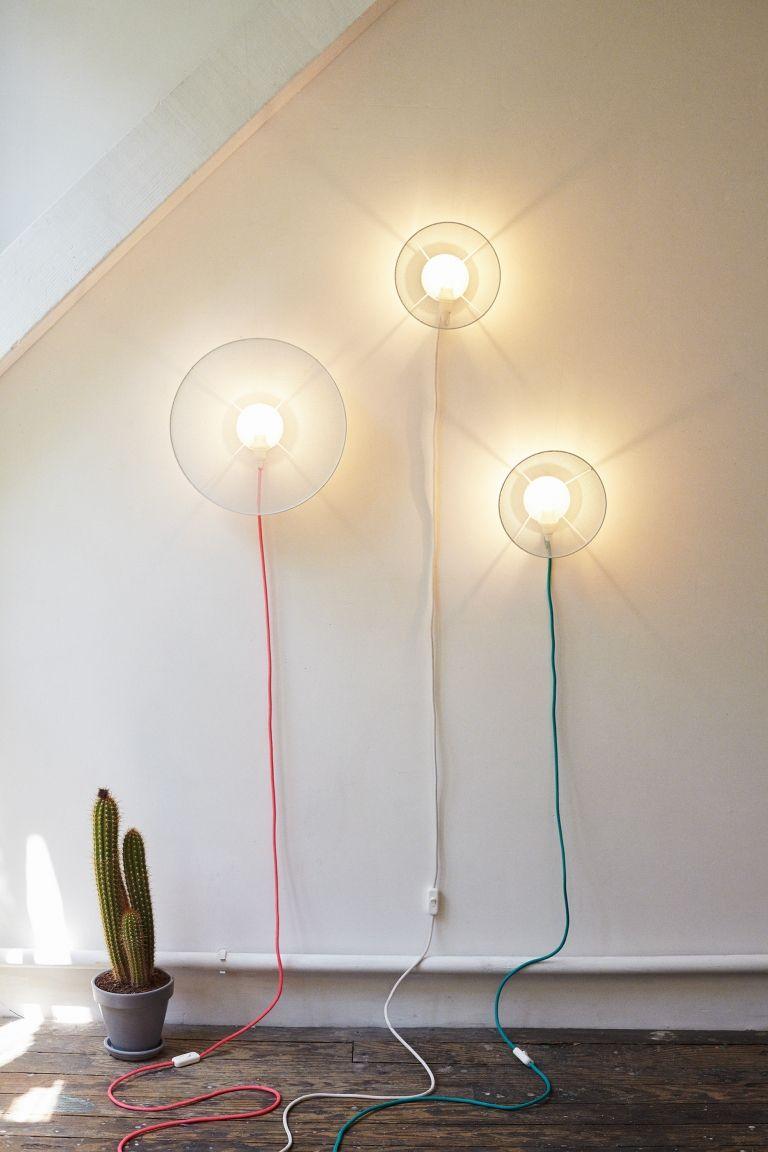 Petite Friture Grillo wandlamp small met snoer