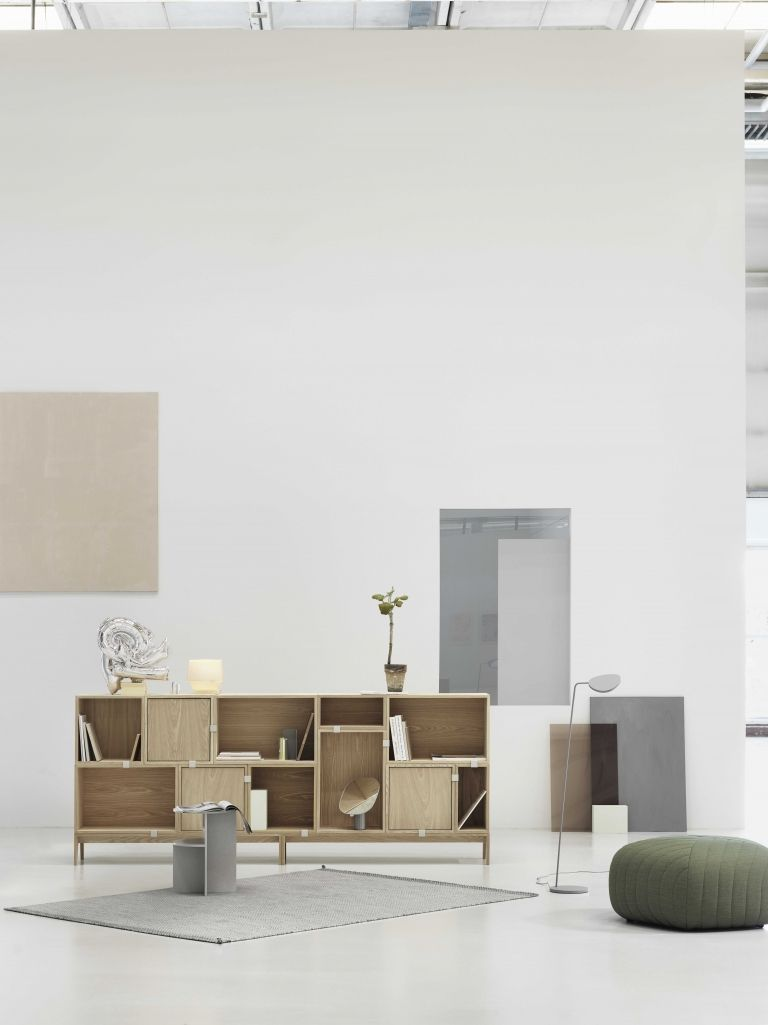 Muuto Stacked 2.0 kast podium