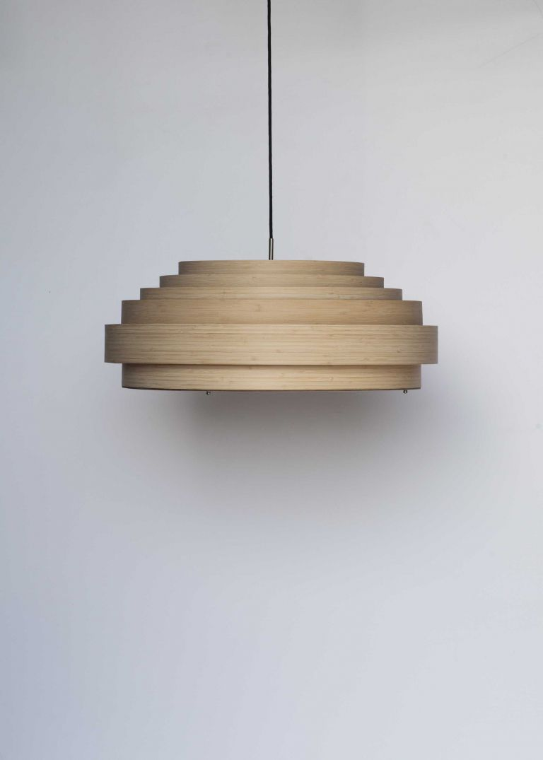 Ay illuminate Thin Wood hanglamp