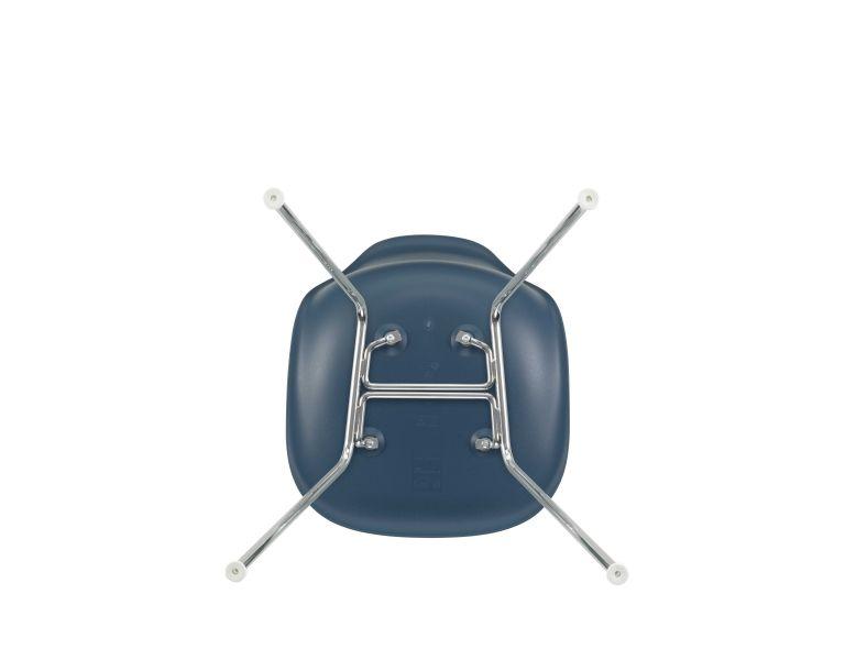 Vitra Eames DSX stoel met verchroomd onderstel, Nieuwe kleuren