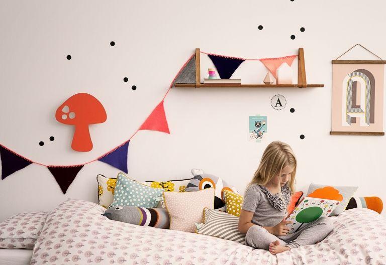 Ideeën voor een nieuwe kinderkamer en babykamer
