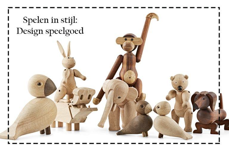 Spelen in stijl: design speelgoed
