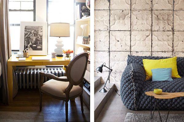 Kleurrijke Interieurs Pastel : Trendkleur geel: hoe verwerk je hem in je interieur? advies