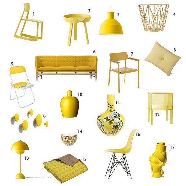 Trendkleur geel: hoe verwerk je hem in je interieur? - Advies