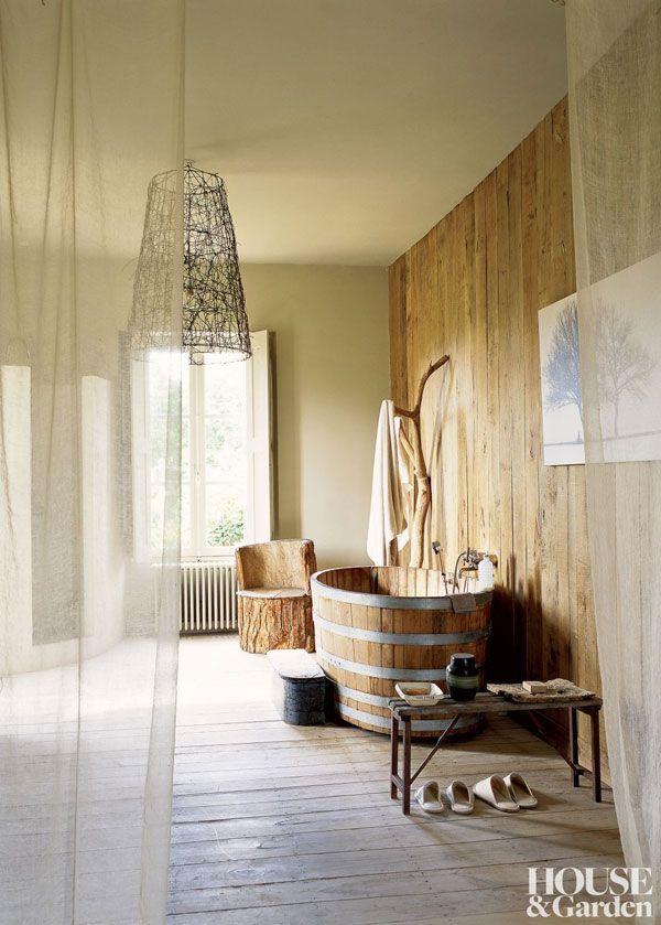 13 ideeën voor de inrichting van de badkamer - Advies
