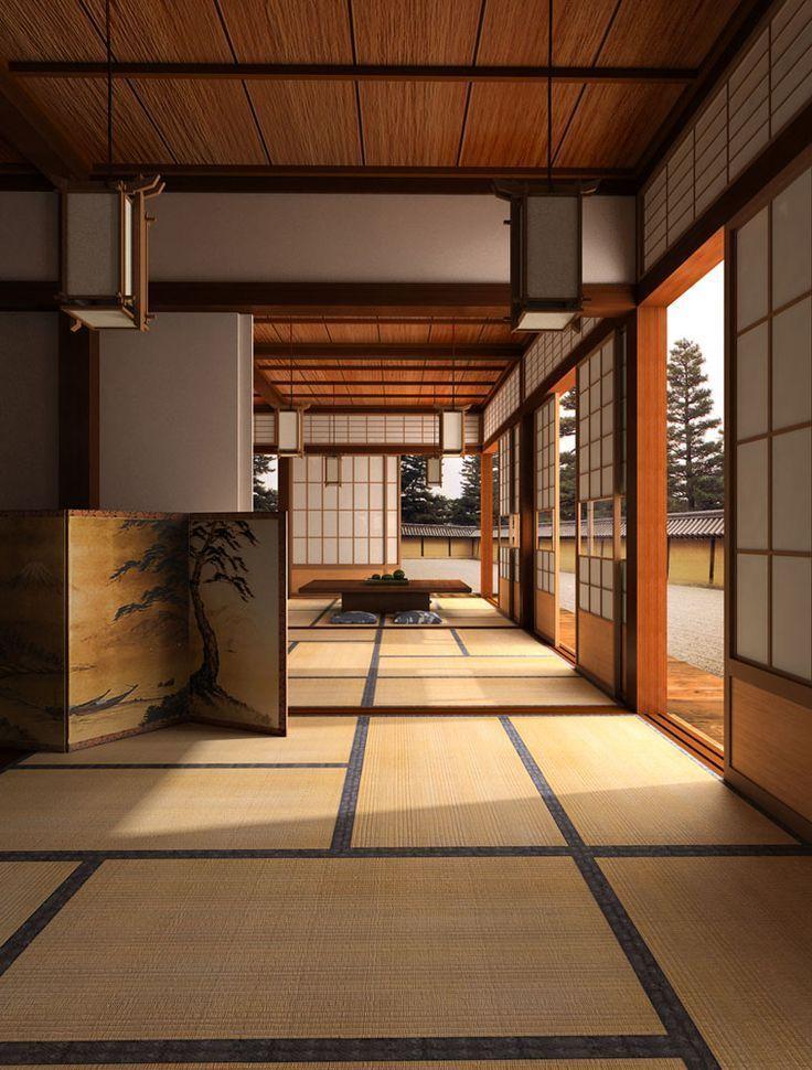inrichting japanse stijl