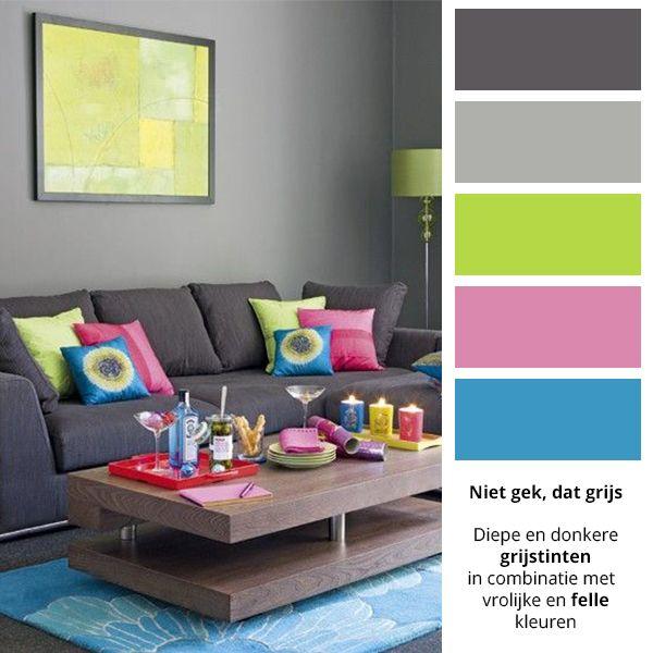 5 x Kleurenschema voor je interieur - Advies
