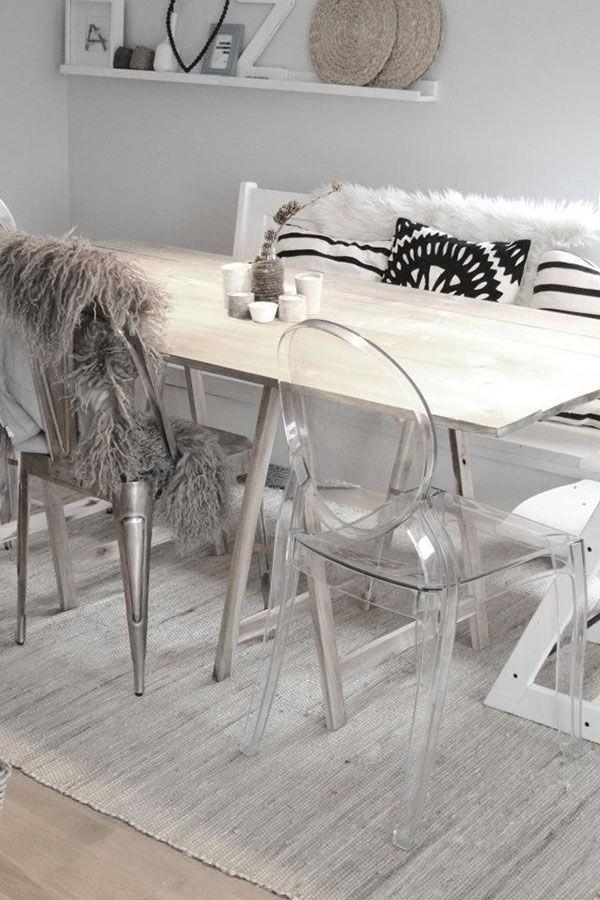 Transparante Design Stoelen.Inspiratie Transparante Meubels En Woonaccessoires Advies