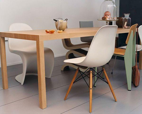 Design Stoel Klassieker : Vitra stoelen alle designklassiekers nu te koop bij flinders advies