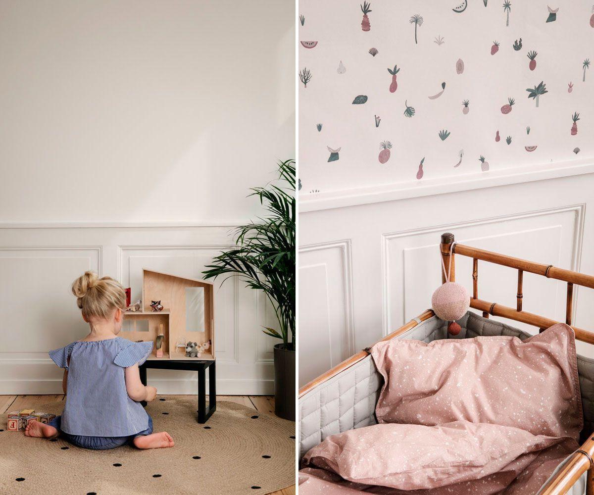 Behang Kinderkamer Scandinavisch : Kinderkamertrends voor advies