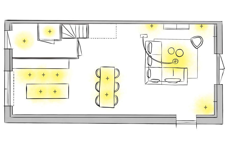 Een lichtplan opstellen: hoe doe je dat? - Advies