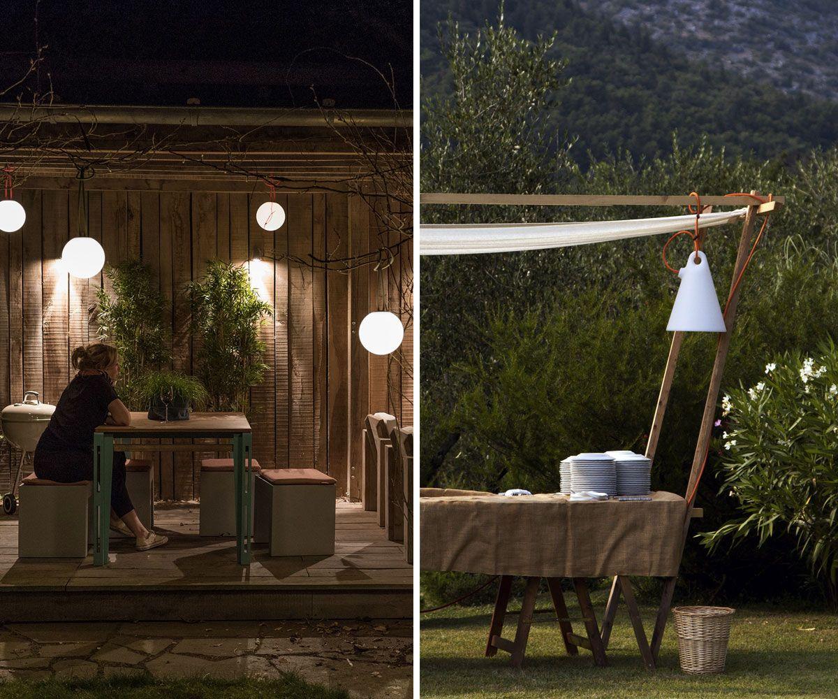Party Verlichting Tuin : Tuinverlichtingstrends voor advies