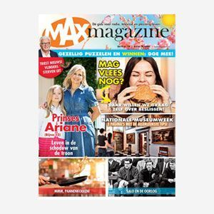 Publicatie MAX Magazine April 2019
