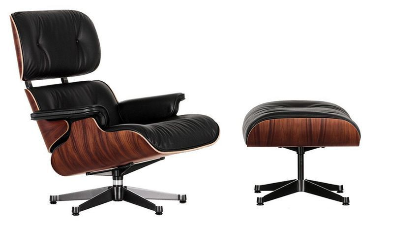 Eames Lounge Chair aanbod