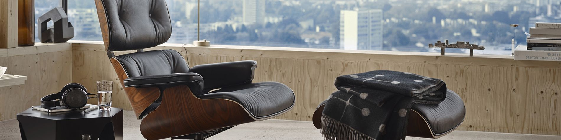 Vitra Eames Lounge Chair Experience